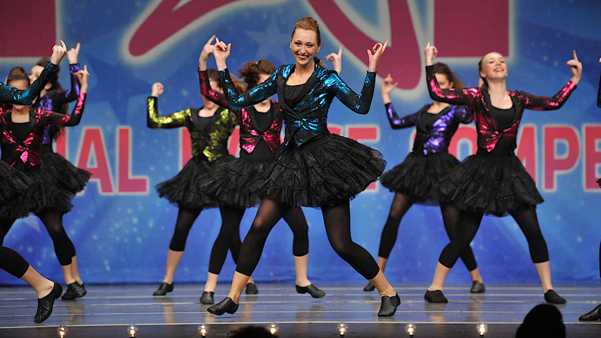 Company Dance Class Attire