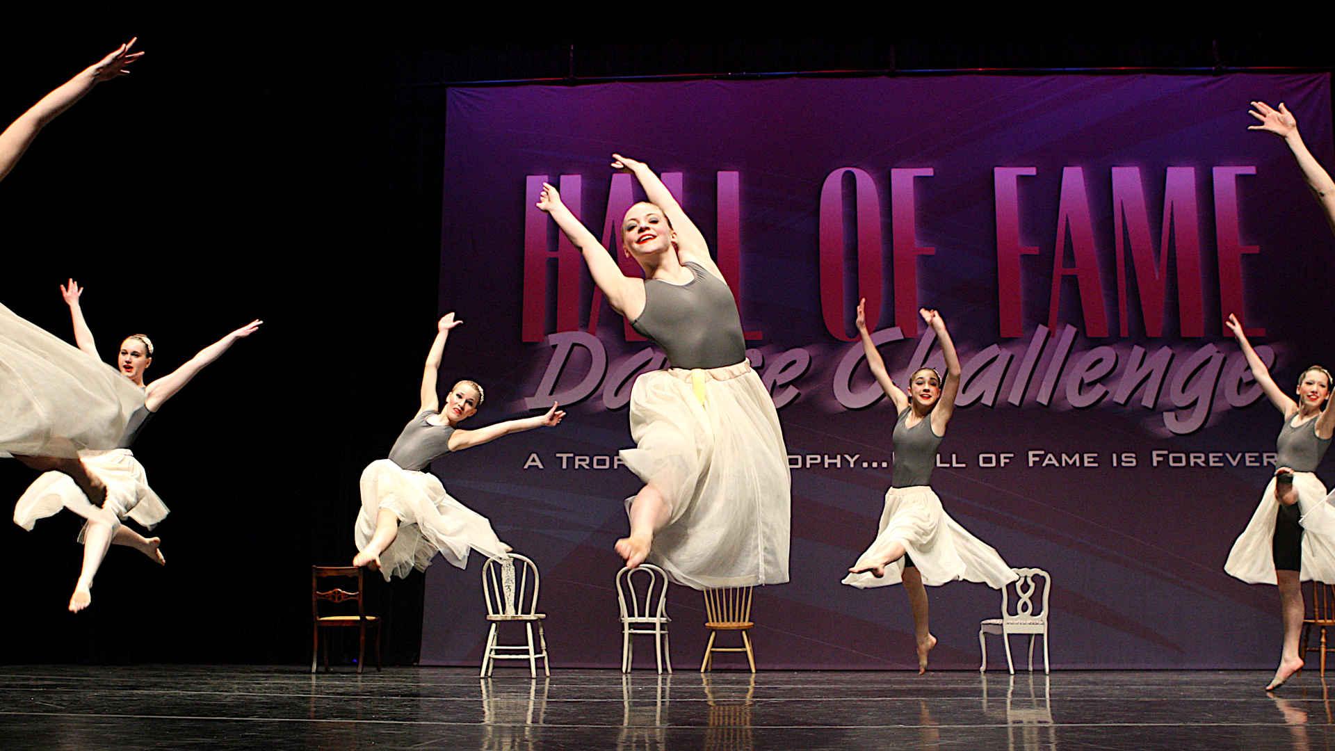 Company Dance Performance Attire