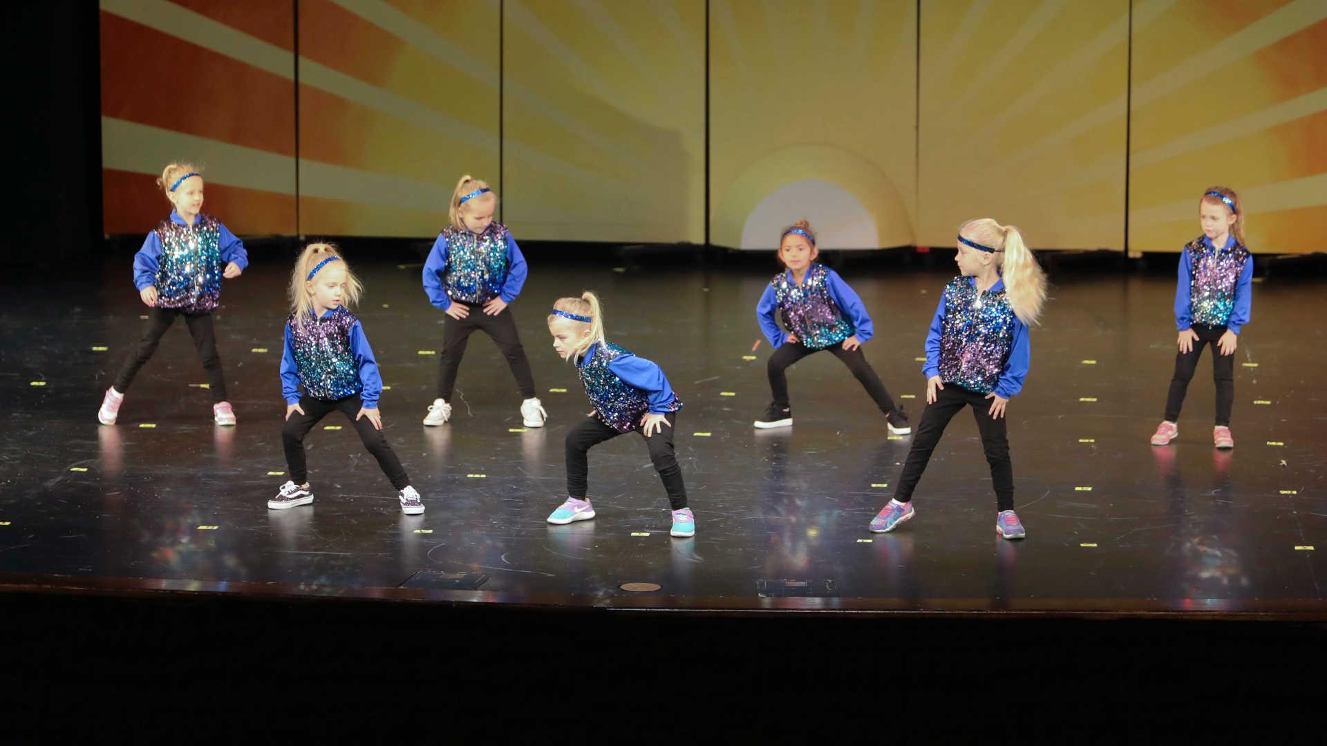 Dance Class Attire