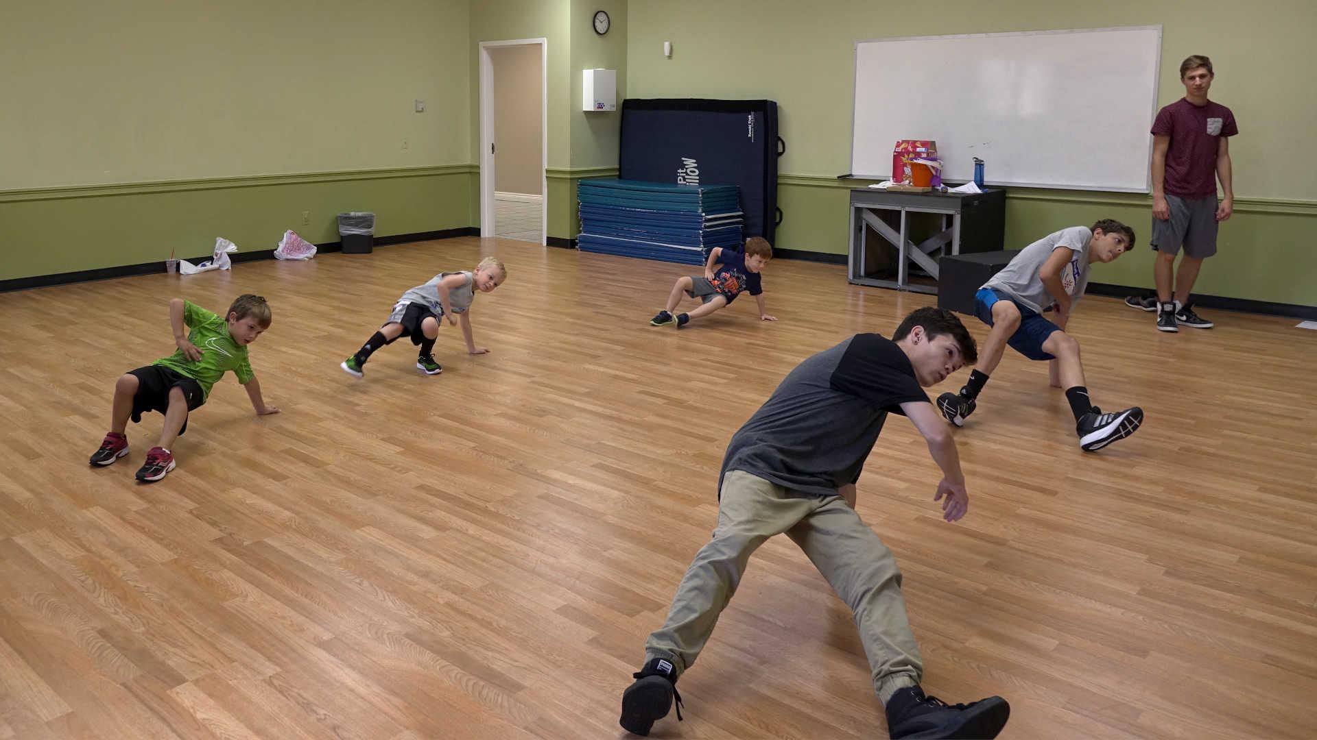 Dance Fall Classes