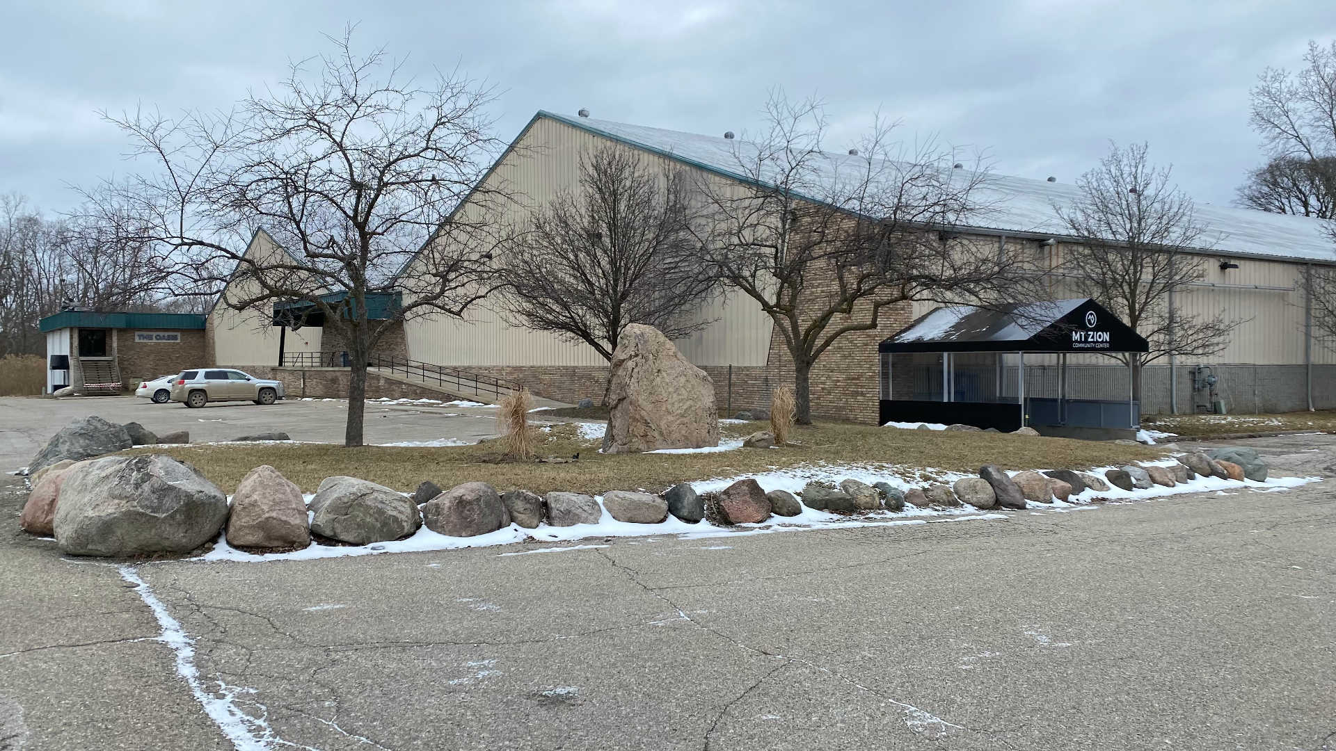 Mt Zion Community Center